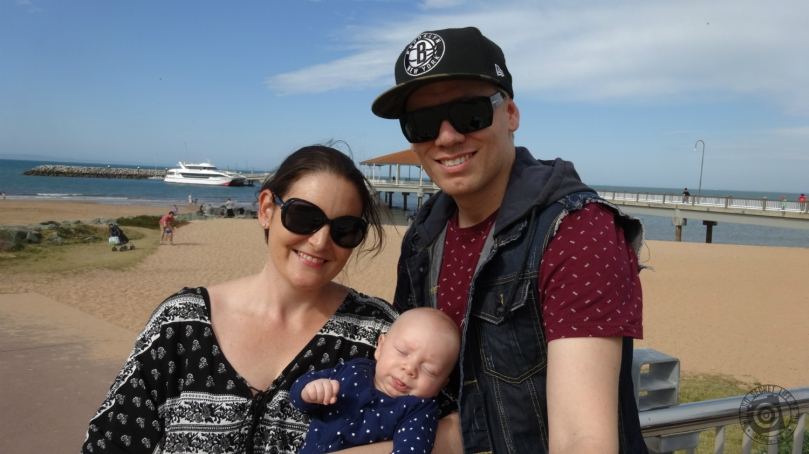 Family Shot - Beach