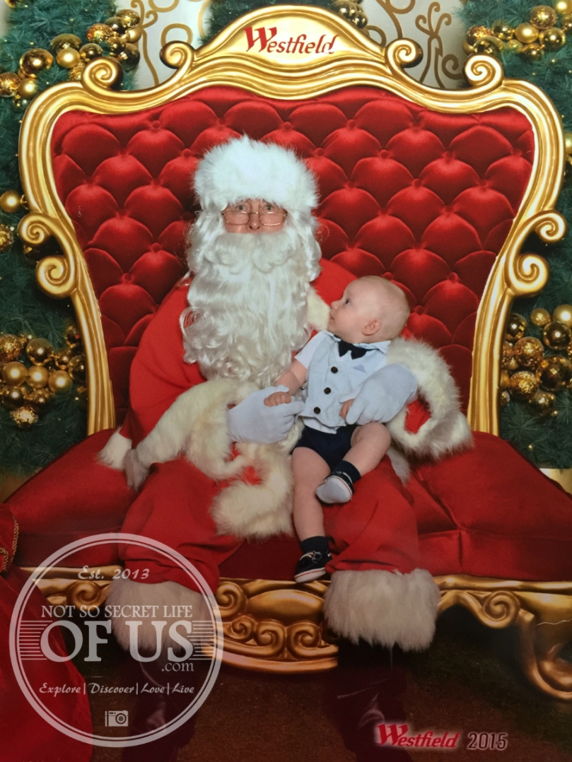 Jesse and Santa