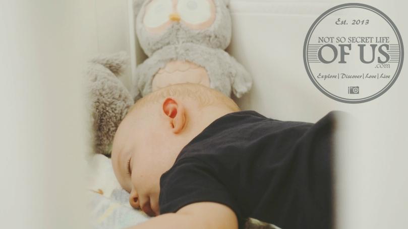 Jesse Sleeping